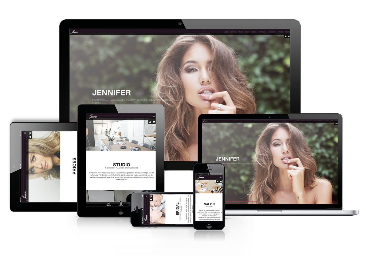 Jennifer Hair and Make-up -