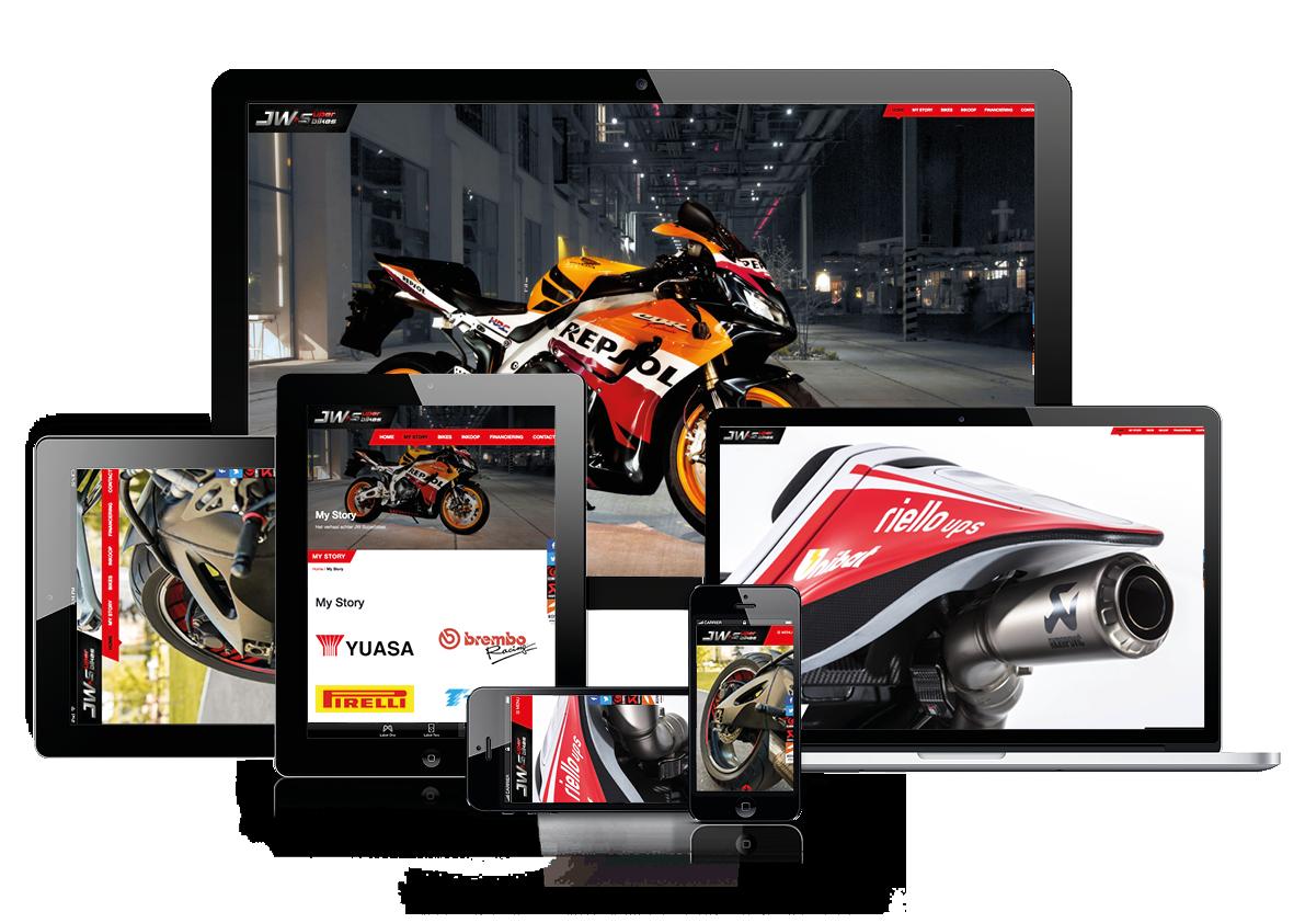 JW Superbikes -