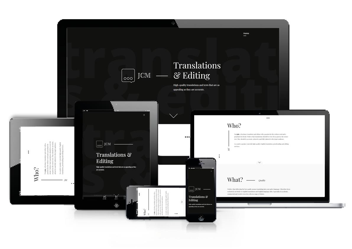 JCM Translations -